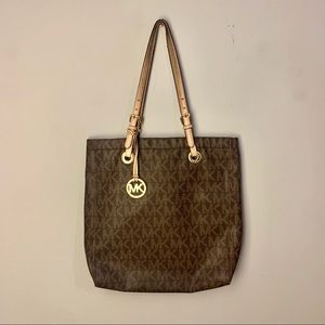 Michael Kors Purse in Brown Leather